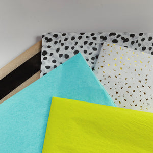 Tissue Paper - Teal