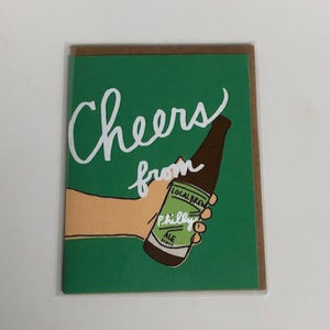 Cheers From Philly Card