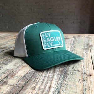 Fly Eagles Fly Snapback Hat