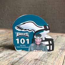 Load image into Gallery viewer, Philadelphia Eagles 101 Board Book