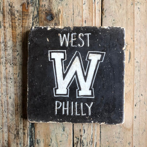 Philly Neighborhood Coasters
