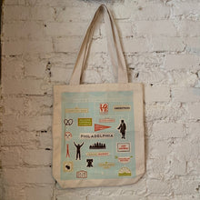 Load image into Gallery viewer, Philly Icons Tote