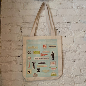 Philly Icons Tote