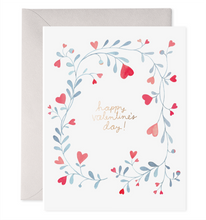 Load image into Gallery viewer, Valentine Vine Card
