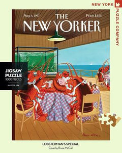 Lobsterman's Special Puzzle