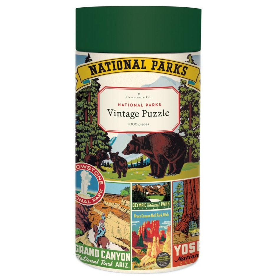 National Parks 1000 Piece Puzzle