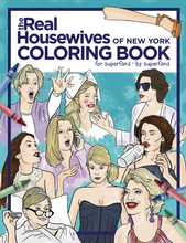 Load image into Gallery viewer, RHONY Coloring Book