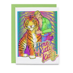King of the Tigers Card