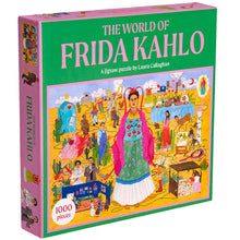 Load image into Gallery viewer, The World of Frida Kahlo Puzzle