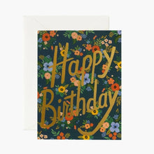 Load image into Gallery viewer, Birthday Garden Card