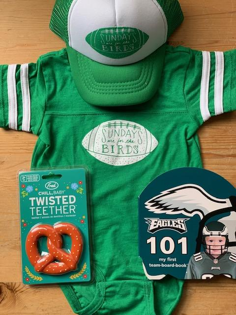 Eagles Baby Gift Box