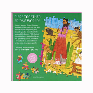 The World of Frida Kahlo Puzzle