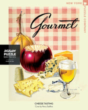 Load image into Gallery viewer, Gourmet Cheese Tasting Puzzle