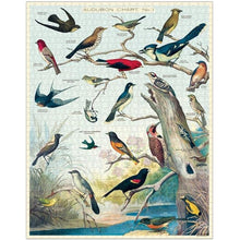 Load image into Gallery viewer, Audubon Birds 1000 Piece Puzzle