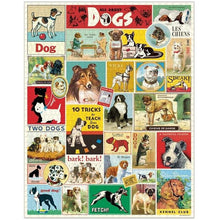 Load image into Gallery viewer, Dogs 1000 Piece Puzzle