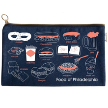 Load image into Gallery viewer, Philly Foodie Tote