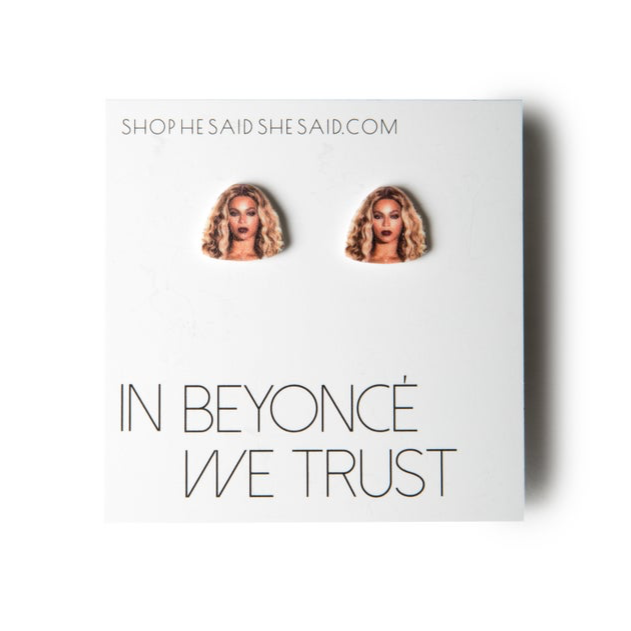 Beyonce Earrings