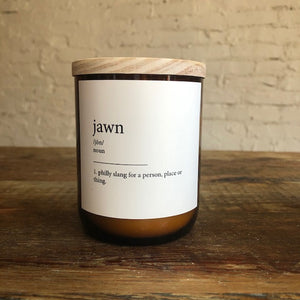 Philly Candle - Jawn