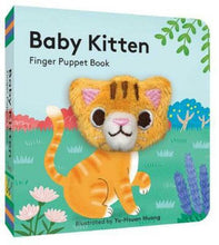 Load image into Gallery viewer, Finger Puppet Books