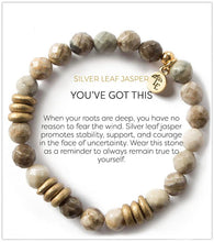 Load image into Gallery viewer, Beaded Gemstone Stretch Bracelets