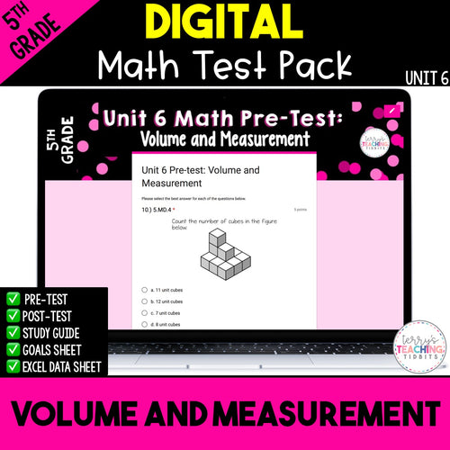 Volume and Measurement Test (Digital)