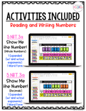 Digital Place Value Activities {5th Grade}