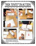 Task Tents™ - Adding and Subtracting with Decimals {5th Grade Unit 2}