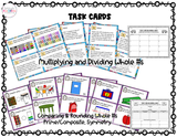 Back to School Math Activities {5th Grade}