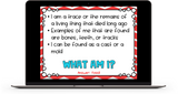 What Am I? Important Things in Science Game {Digital & Printable} - 3rd Grade