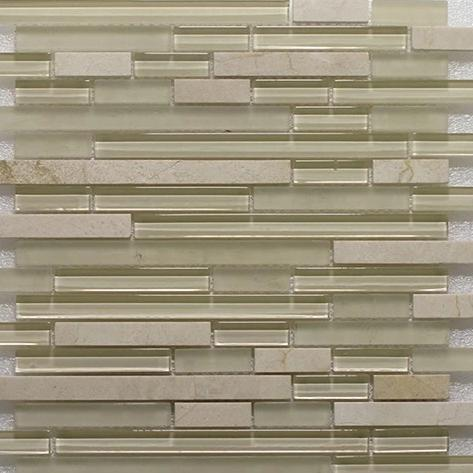 12 x 12 Square Polished or High Gloss Gold Honey Onyx Glass Tile Marble