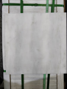 16 x 16 Square Polished or High Gloss White Marble - Tile Stone Depot