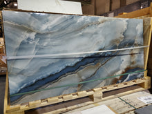 "Load image into Gallery viewer, LAPIS BLUE 24""x48""POLISHED Porcelain Tile"