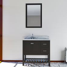 Load image into Gallery viewer, Doylestown 37 in. Bathroom Vanity in Espresso