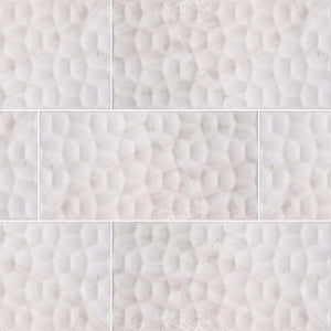 ADELLA VISO GRIS 12X24 SATIN MATTE 0.39 INCH Backsplash Wall Tile Decorative Tile