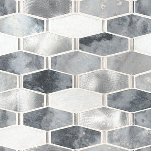 ANKARA METAL STONE MISC. 0.24 INCH Backsplash Decorative Wall Tile