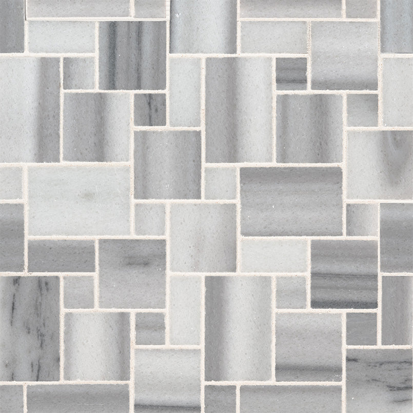 BERGAMO MAGIC PATTERN MISC. 0.38 INCH Backsplash Decorative Wall Tile