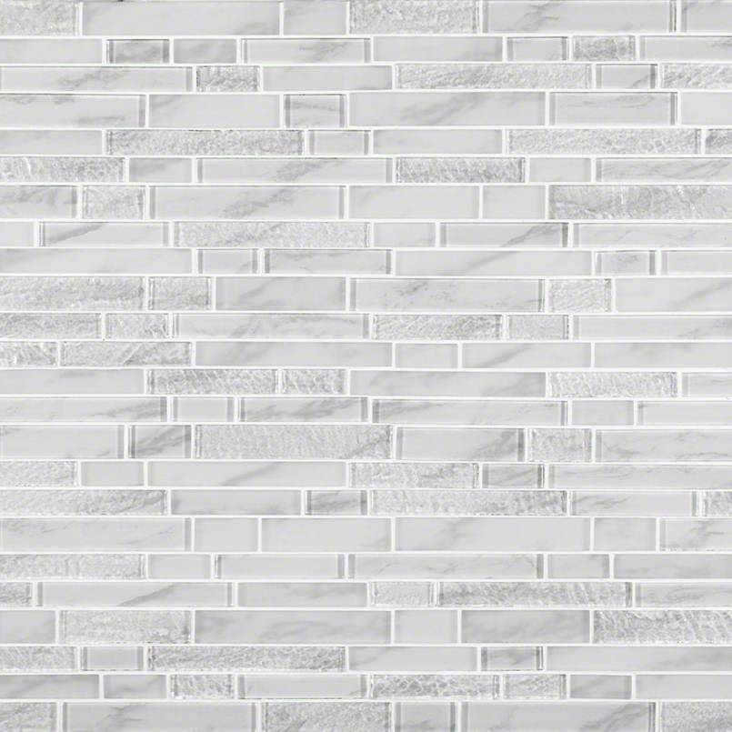 CALYPSO INTERLOCKING MISC. 0.31 INCH Backsplash Decorative Wall Tile