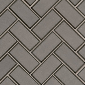 CHAMPAGNE BEVEL HERRINGBONE MISC. 0.31 INCH Backsplash Decorative Wall Tile