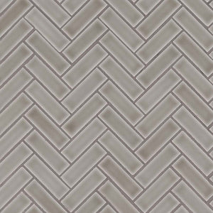 DOVE GRAY HERRINGBONE