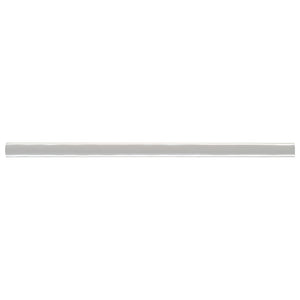 GRAY GLOSSY PENCIL 1/2X12 MOLDING