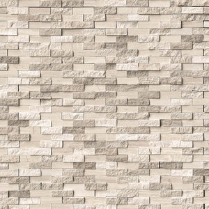 WHITE OAK SPLITFACE MOSAIC