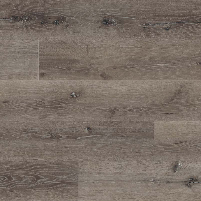 CHARCOAL OAK 7X48 GLU 2.5MM 20MIL Luxury Vinyl Tile Plank Flooring 100% Waterproof Pet Friendly