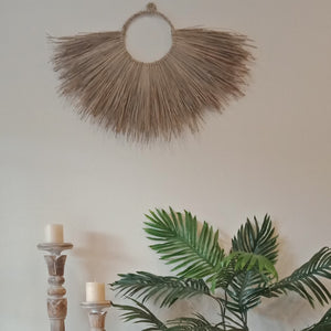 Seagrass Wall Hanging