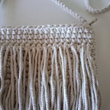 Natural Macrame Handbag