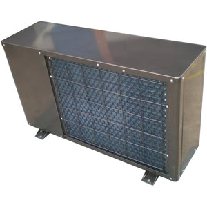 Refurbished FibroPool FH055 In Ground Heat Pump (Heat and Cool)
