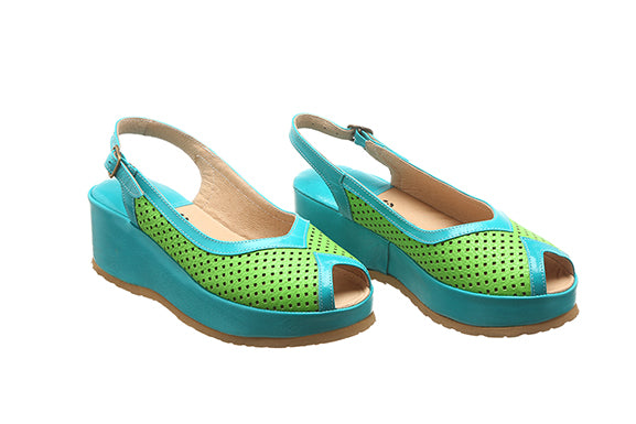 826 Green Turquoise Medium