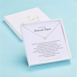 Delicate Charms Doctorate Degree Necklace card Doctorate Masters Degree MBA Doctorate Graduation PhD Graduation Gift, Doctorate Degree,meaningful necklace