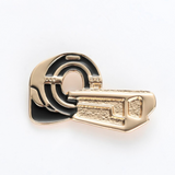 Delicate Charms MRI - Mri Tech Pin Brooch - Non Magnetic MRI - MRI Tech Gift - Medical Mri - Mri Tech