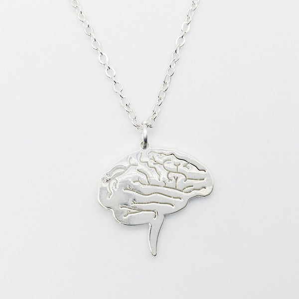 Neuroscience Brain  Pendant Residency Graduation Gift
