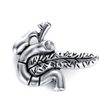Delicate Charms Pancreas At Work pin gastroenterology pins